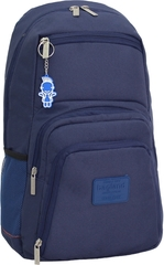 Рюкзак для ноутбука Bagland Freestyle 21 л. 330 чорнильний (0011966)