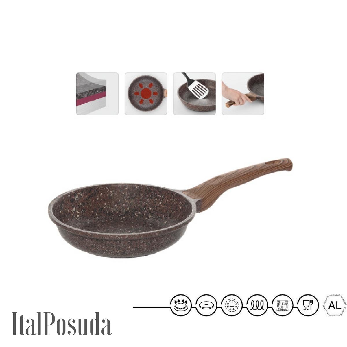 Сковорода NADOBA GRETA 20 см