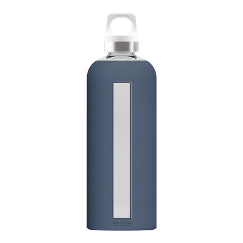 Бутылка Sigg Star Midnight (0,85 литра), синяя