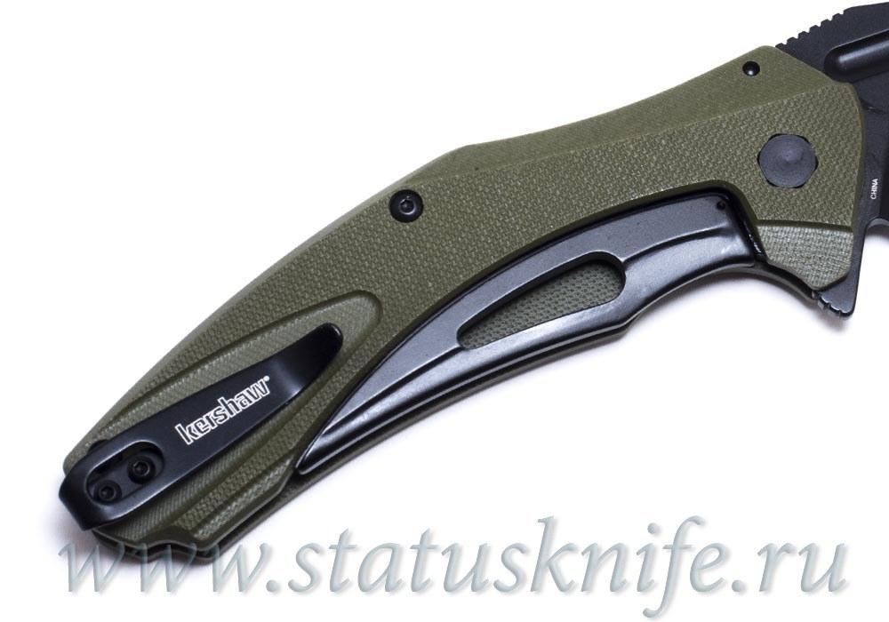 Нож Kershaw 7008OLBLK Natrix XL - фотография