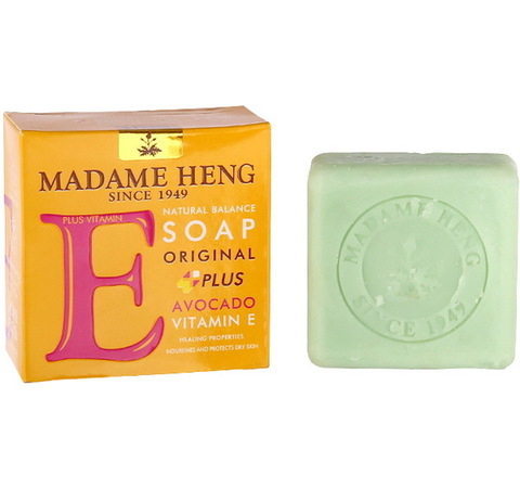 Мыло Madame Heng с Авокадо и витамином Е, 150 гр
