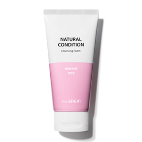 Natural Condition Cleansing Foam [Weak Acid]