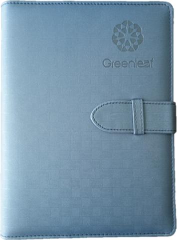 Блокнот Greenleaf