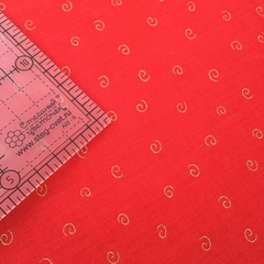 Ткань для пэчворка, хлопок 100% (арт. X1002)
