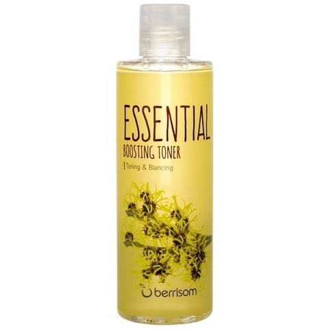 БР Essential Тонер для лица Essential Boosting Toner - Witch Hazel (10702070/260619/0118098)