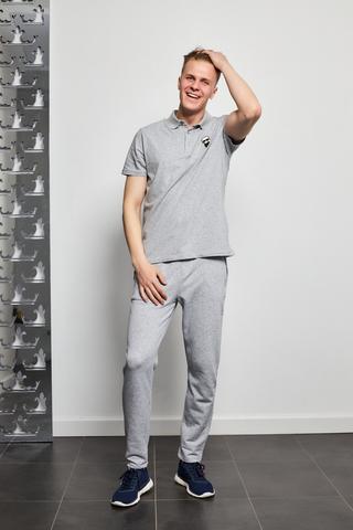 KARL Lagerfeld Поло с лого-Карлом