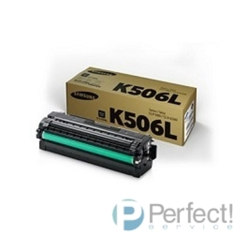 Samsung CLT-K506L/SEE картридж для Samsung CLP-680ND/CLX-6260FD/6260FR, Black, 6К (SU173A)