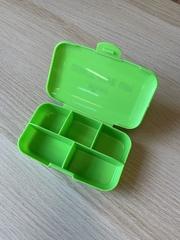 Таблетница Olimp green