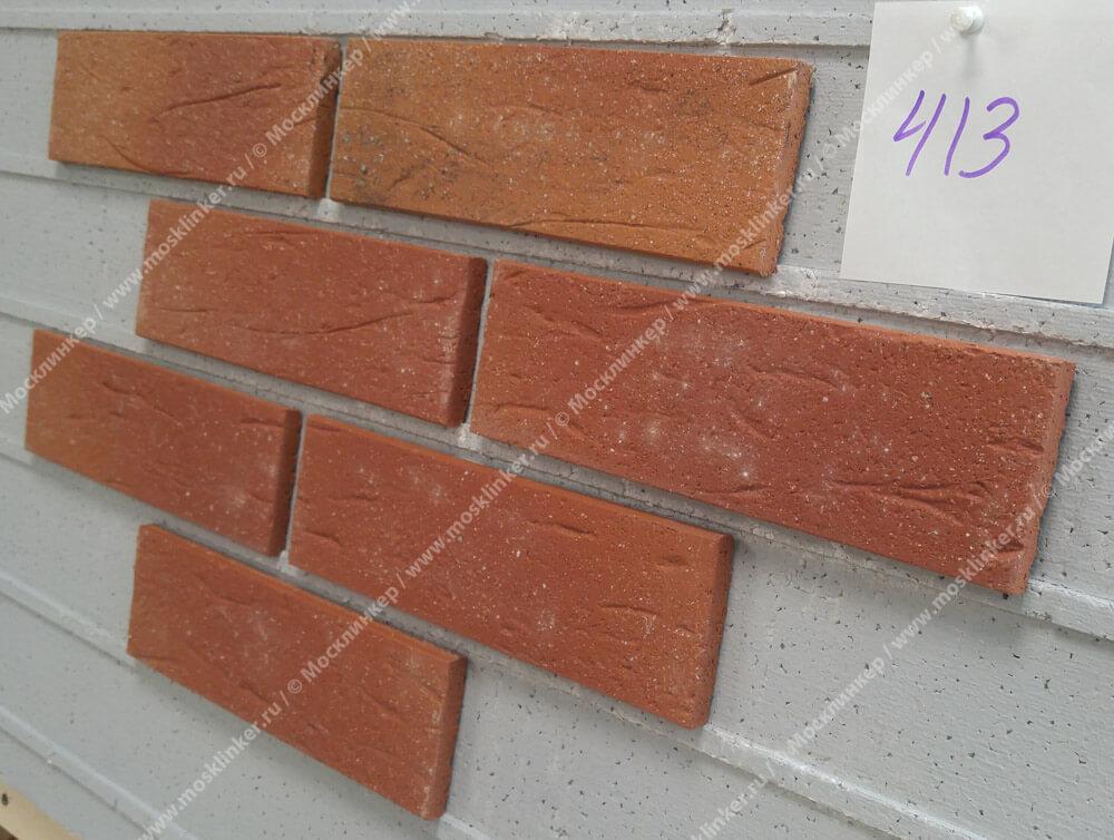 Stroeher - 413 utrecht, Keraprotect, 240x71x11 - Клинкерная плитка для фасада и внутренней отделки