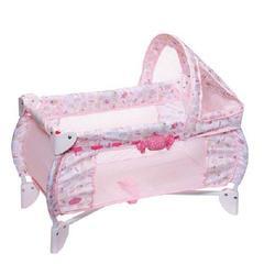 ZAPF Игрушка Baby Annabell Складная кроватка (791-073)