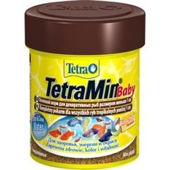 Корм для мальков до 1 см, TetraMin Baby, мелкая крупа 66 мл