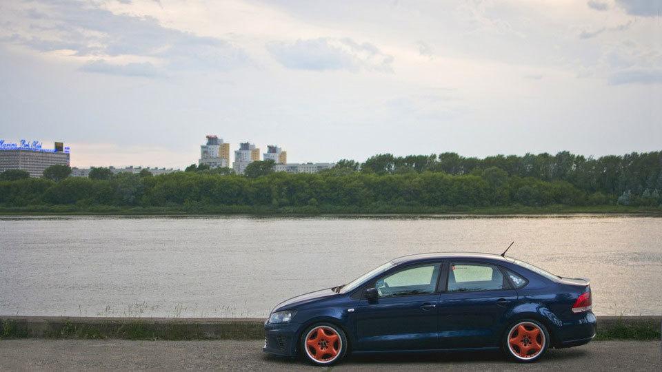 ТА Technix подвеска для VW 6R Polo + Седан