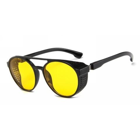 Солнцезащитные очки 97373005s Желтый - фото