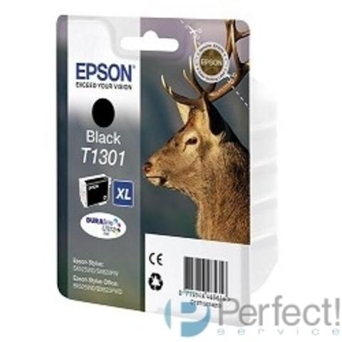 EPSON C13T13014010/12 Картридж с черными чернилами для B42WD/SX525WD//BX625WFD (cons ink)