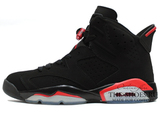 Кроссовки Женские Nike Air Jordan VI Black Coral
