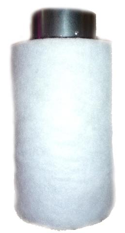 Высокоэффективный угольный фильтр Clean smell 125  до 350 м³/ч.