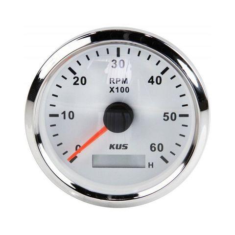 Тахометр 6000 об/мин для ПЛМ (WS), SR: 1-10