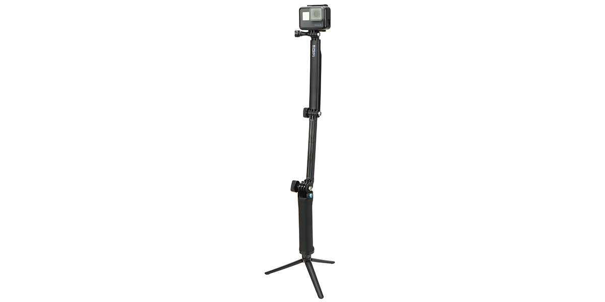 Монопод-штатив GoPro 3-Way Mount - Grip/Arm/Tripod