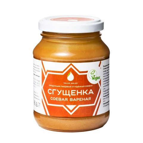 VolkoMolko Соевая сгущенка вареная, 250 гр