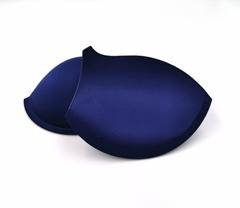 Чашки, с уступом под бретель, пуш-ап, темно-синий, (Арт: АС50-061.75), 70С, 75В, 80А