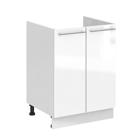 Кухня Капля 3D Шкаф нижний мойка СМ 600