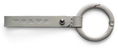 Брелок кожаный Volvo Lifestyle Key Ring Blond