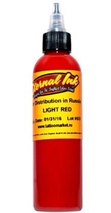 "Краска Eternal ""Light Red"" для татуировки"
