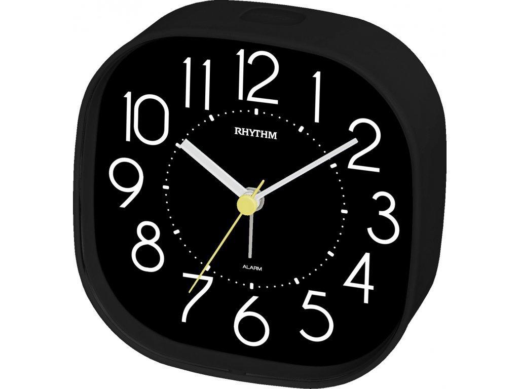 Настольные часы-будильник Rhythm 8RE672WR02
