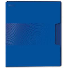 Папка с зажимом Attache  Digital, синий