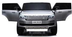 Детский электромобиль Range Rover HSE 4 WD серебристый