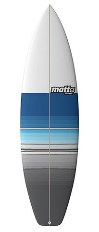 Серфборд Matta Shapes - The Driver 6'0''+