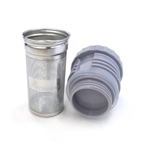 Термос на 1 литр Тонар HS.TM-033 с ситечком