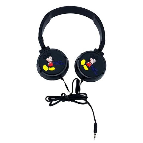 Мультимедийные Наушники Mickey Mouse KT-3156
