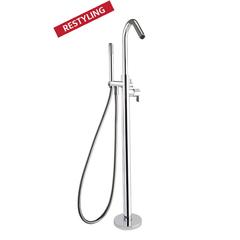 Напольный смеситель для ванны с душевым комплектом RS-Q 938503MO