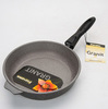 Сковорода «Гранит» съемная ручка 26 см /026701