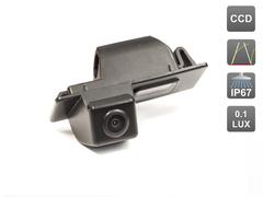 Камера заднего вида для Cadillac CTS II Avis AVS326CPR (#010)