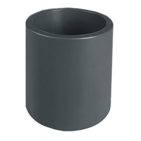 Муфта ПВХ 1,0 МПа диаметр 90 PoolKing