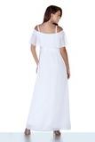 Платье для беременных 08496 белый