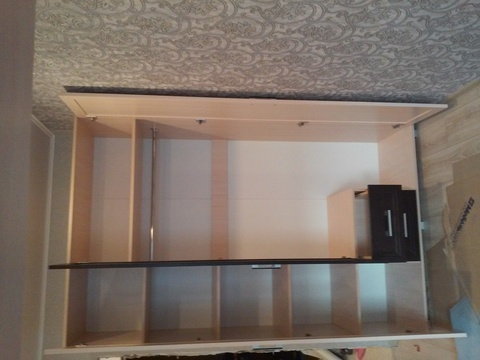 Шкаф от спальни Марта 1