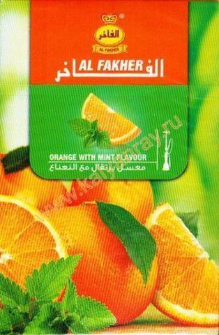Al Fakher Апельсин с мятой