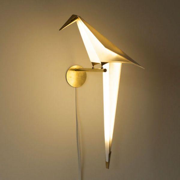 Настенный светильник копия PERCH by Moooi (small)