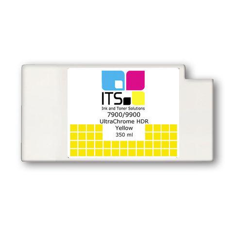 Картридж для Epson 7900/9900 C13T824400 Yellow 350 мл