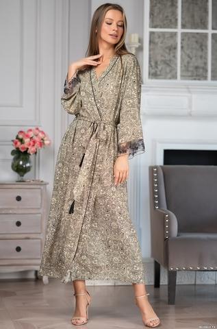 Женский длинный халат Mia-Amore DOMINICA ДОМИНИКА 1269
