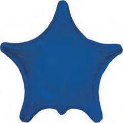 Звезда, Остроконечная, Синий, (22''/56 см), CTI, 1 шт.