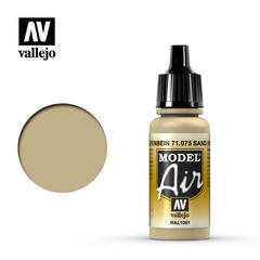 Model air 075-17ml. Ivory