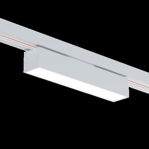 Светильник трековый светодиодный 25W 300x50x50мм белый
