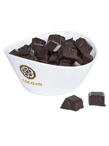 Какао тёртое кусочками (Того, Badou), внешний вид