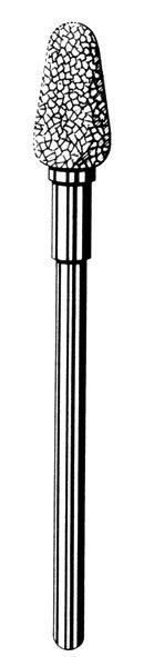 Лабораторные алмазные инструменты «SS WHITE» серия LAB 75/1065 Группа I. Крупная крошка.