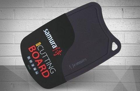 Доска термопластиковая с антибактериальным покрытием SAMURA SF-02B/16