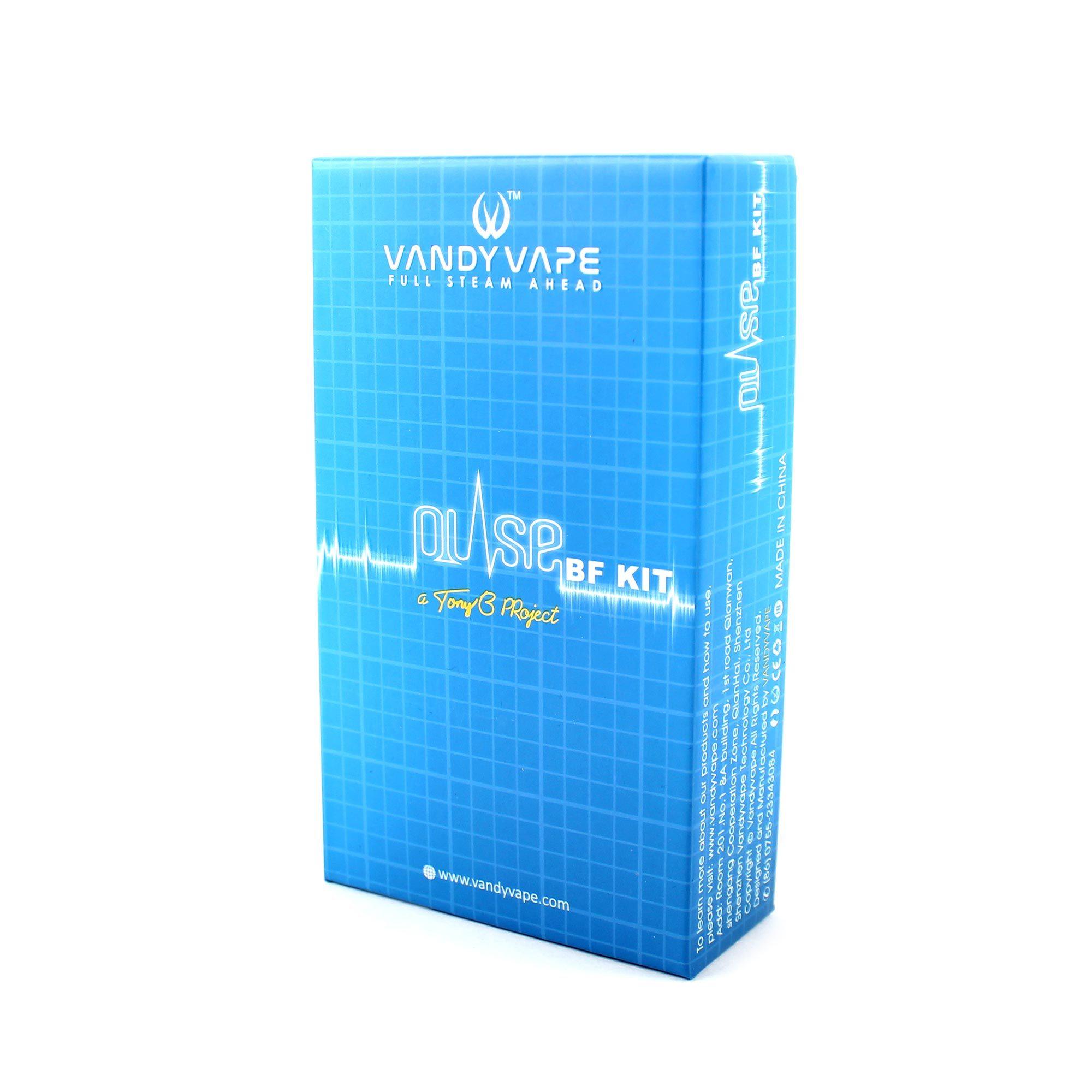Фирменная коробка Vandy Vape Pulse kit (Authentic)